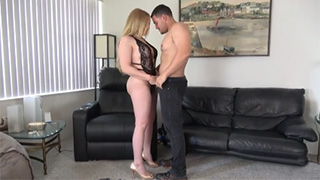Hot Ass Tranny Gets Filled with Cock