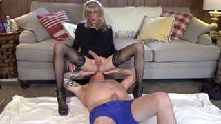 Daddy Desires To Lick And Fuck Anal Hole