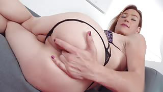 Introducing Ambrys Kay To Her Favorite Ass Fingering